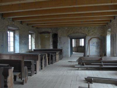 Schloss Pirkensee Kapelle