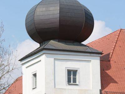 Schloss Pirkensee Zwiebelturm