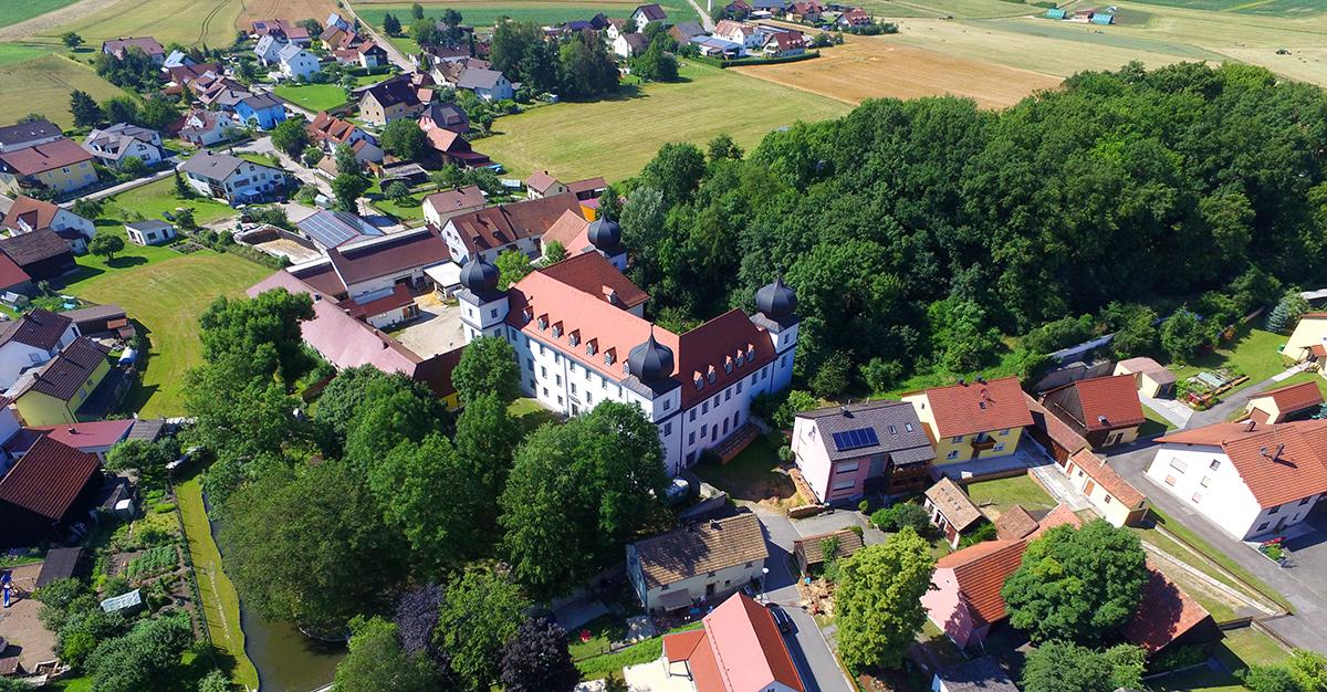 Schloss Pirkensee Hotel