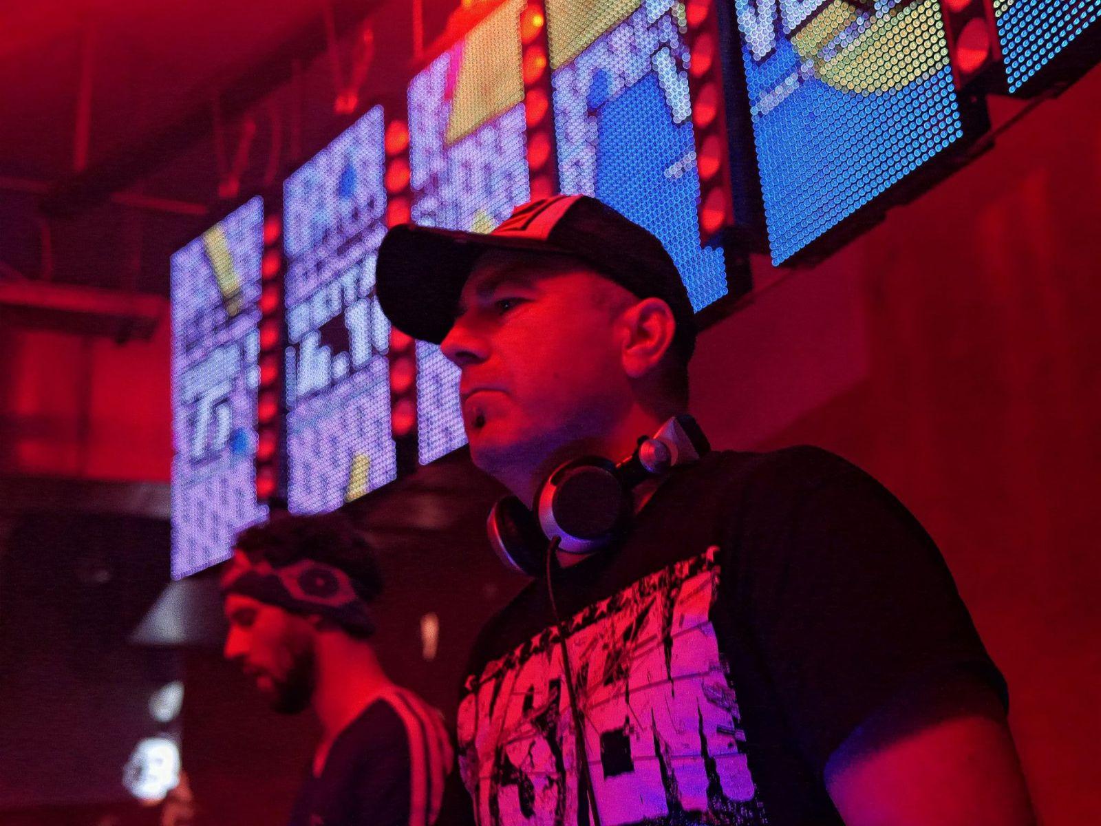 """Unity Rave"" mit DJ Jörg"