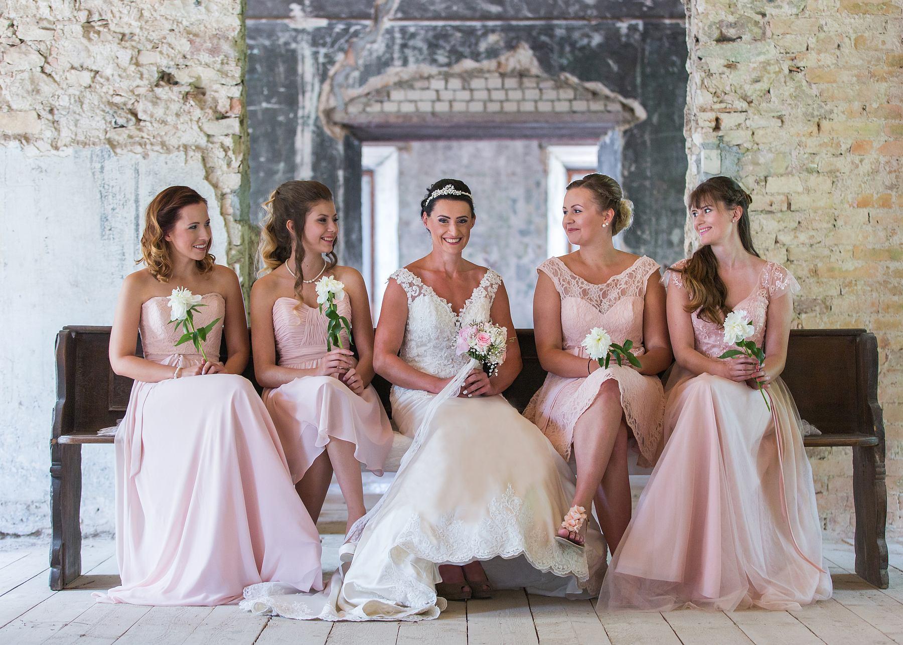 Heiraten im Schloss Pirkensee