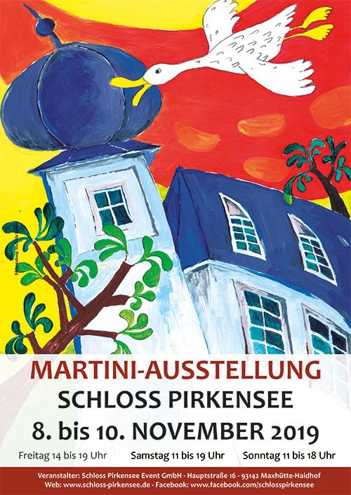 Martini-Markt Schloss Pirkensee 2019